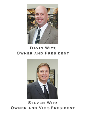 David and Steven Witz, CECCo owners